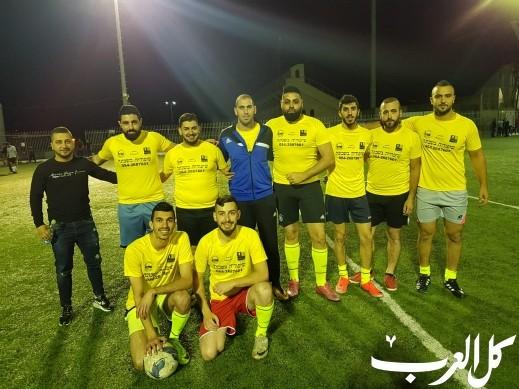 سخنين : افتتاح دوري التسامح ومنع العنف لكرة القدم
