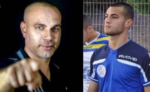 لاعب كرة القدم المتميز محمد أبو راس| عمري حسنين