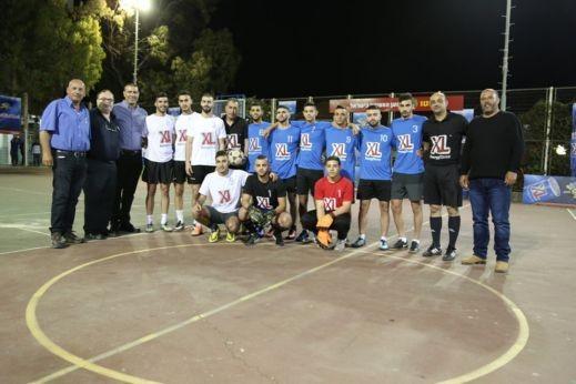 انتهاء المرحلة الأولى من دوري XL وتأهل 32 فريق