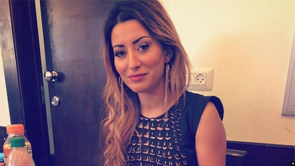 ملكة جمال العراق تمجد إسرائيل