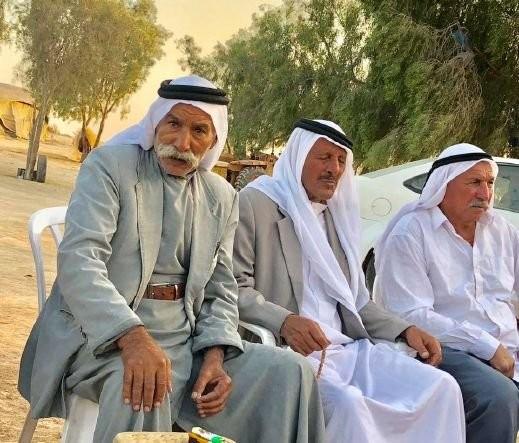 الشيخ صياح الطوري يرفض إطلاق سراحه