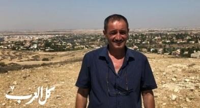 خالد أبوسكوت: النكبة مستمرة في النقب