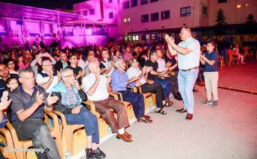 مجلس شعب والجماهيري يحيون أمسية رمضانية