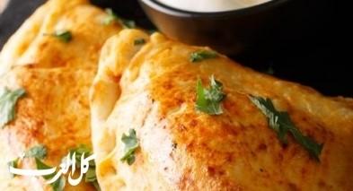 معجنات الجبن بالريحان.. لذيذة ومميزة