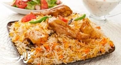 مجبوس دجاج من المطبخ الاماراتي.. صحتين