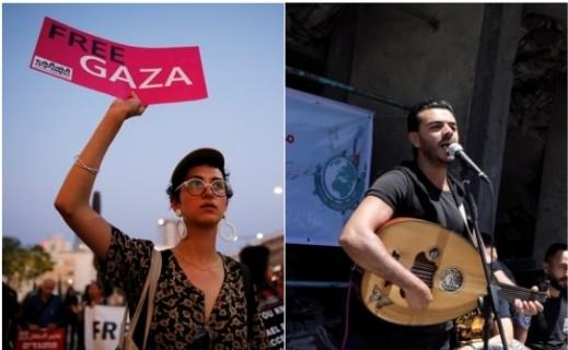 نشاطات مضادة لليوروفيجن في إسرائيل