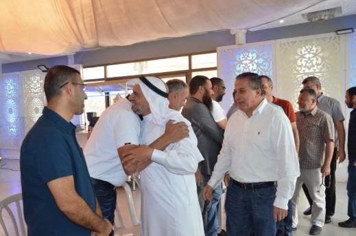 احياء الذكرى الثانية للشيخ عبدالله نمر درويش