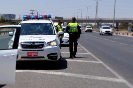 ضبط سائق من عبلين يقود تحت تأثير الكحول