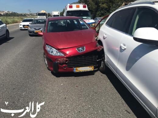 وادي عارة: حادث طرق يسفر عن 4 إصابات
