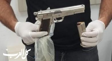 ضبط أسلحة وذخيرة في الناصرة وكفركنا