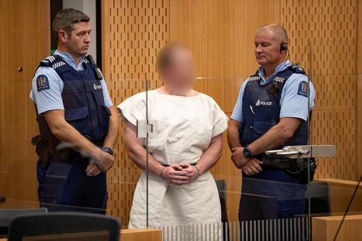 توجيه تهمة الإرهاب لمنفذ مجزرة نيوزيلندا