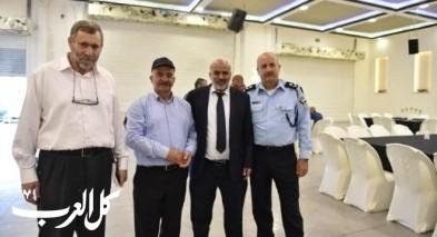 مؤتمر للشرطة وأئمة المساجد في رهط لتوطيد الثقة