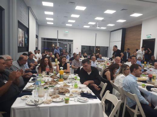 اتحاد ارباب الصناعة يقيم افطارا رمضانيا