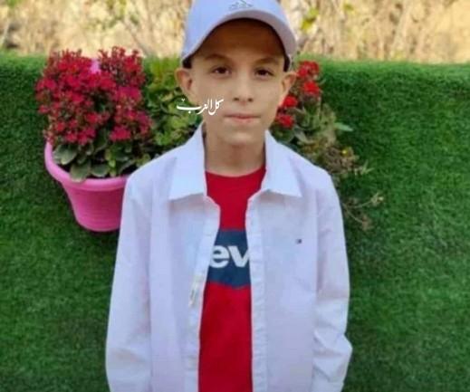 رهط: وفاة الطفل عبد الرحيم أحمد العبرة