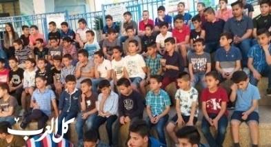 أمسية رمضانية مميزة في ابتدائية صندلة