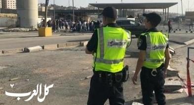 القدس: استعدادات الشرطة للجمعة الثالثة من رمضان