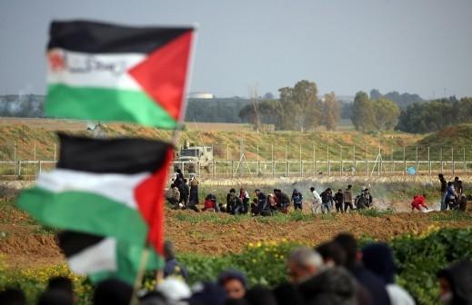 غزة: إصابات في مسيرات العودة الـ 59
