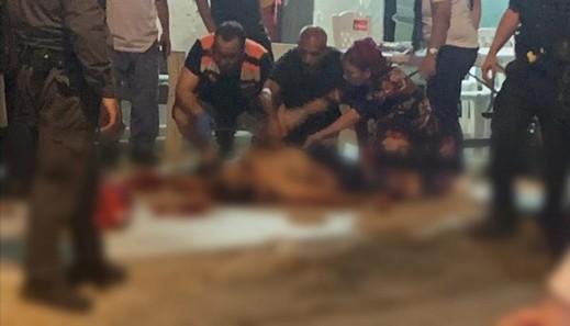 إصابة شاب جرّاء تعرّضه لإطلاق رصاص في اللد