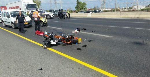 3 إصابات خطيرة في حوادث منفصلة