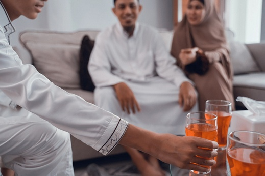 مشروبات تساعد بعملية الهضم في رمضان
