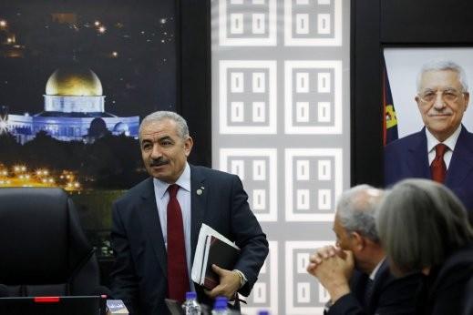 اشتيه: سنعيد النظر بالاتفاقيات الموقعة مع اسرائيل