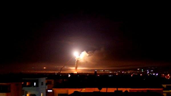 تقارير سورية: إسرائيل تستهدف مركبة عسكرية