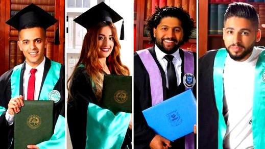 جسر الزرقاء: نجاح 3 ممرضين وممرضة بإمتحان الدولة