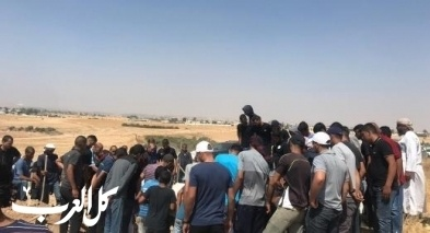 أم بطين: تشييع جثمان شهيد لقمة العيش وسيم أبوكف