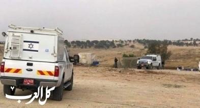 النقب: القوات الإسرائيلية تقتحم العراقيب