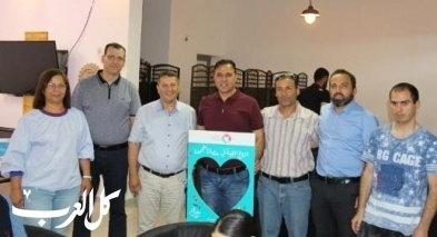 ديرحنا: افطار رمضاني بمبادرة الروح الطيبة والمجلس