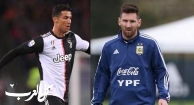 ميسي: الدوري الإسباني يفتقد لرونالدو بشدة