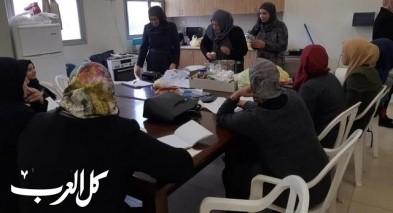 ام الفحم: الجماهيري يختتم مخيم بسمة وهدف لشهر رمضان