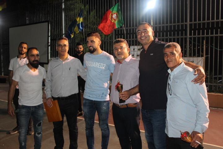 أم الفحم: إختتام دوري رمضان لكرة القدم بمشاركة المئات