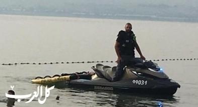 شاب من دير الاسد ينقذ أطفالا من الغرق في طبريا