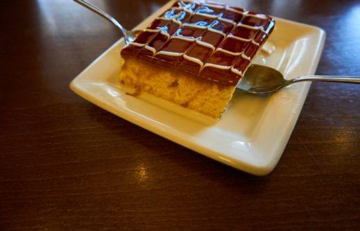 طريقة تحضير الكيكة التركية بالحليب