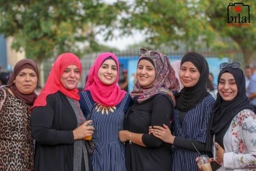 تل السبع تحتفل بأضخم مهرجان في النقب