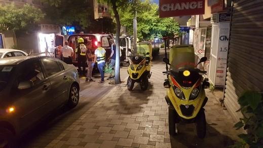 إصابة شاب (25 عامًا) طعنًا في مدينة حيفا