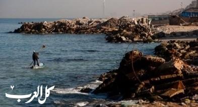 اسرائيل تقلص مساحة الصيد في بحر غزة