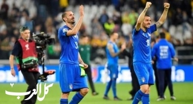 إيطاليا تقلب الطاولة على البوسنة والهرسك بالتصفيات