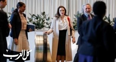 النجمة أنجلينا جولي تدعم أطفال فنزويلا