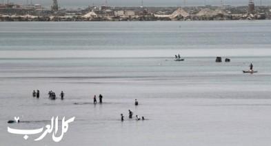 فرض طوق بحري على غزة في اعقاب اطلاق البالونات الحارقة
