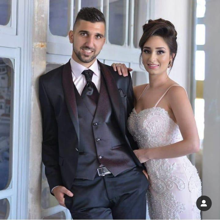 السبت: نجم الكرة النصراوي مؤنس دبور يحتفل بزفافه