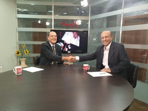 لقاء مع المرشح لرئاسة نقابة المحامين مصالحة arabTV