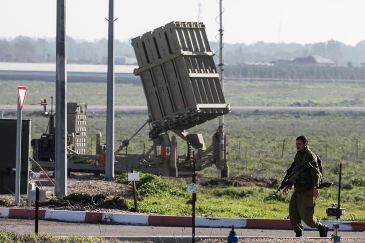 تقارير: إسرائيل تنشر القبة الحديدية في الجنوب