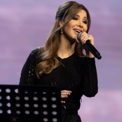 نانسي عجرم تحيي حفلا في السعودية
