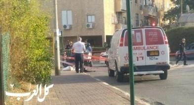 إصابة طفل جراء تعرضه للدهس في قلنسوة