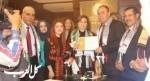 نشطاء يسخرون من الهام شاهين: هذا ليس علم فلسطين!