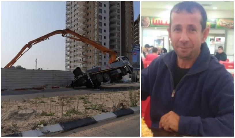 مصرع فارس حمودة (44 عامًا) من البعينة بحادث عمل