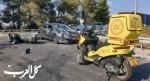 المركز: إصابة شاب في حادث طرق على شارع 443