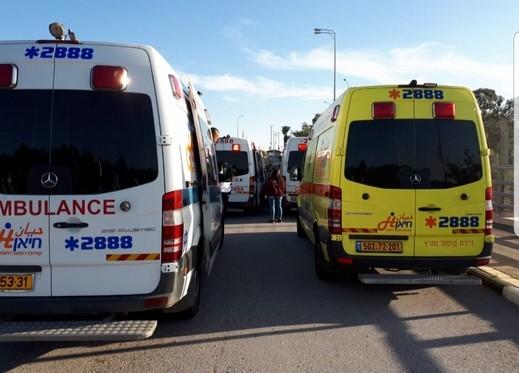 جديدة المكر: حادث دهس يسفر عن 3 إصابات